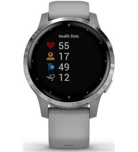 Reloj deportivo Garmin vivoactive 4s gps gris/plata 010_02172_02 - GAR010_02172_02