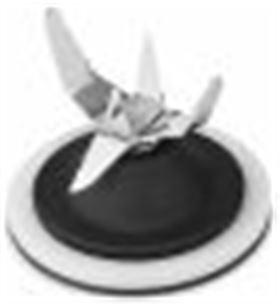 Batidora vaso Ufesa deluxe 1200 w 1,75 litros inox BS4799 - 8422160045677