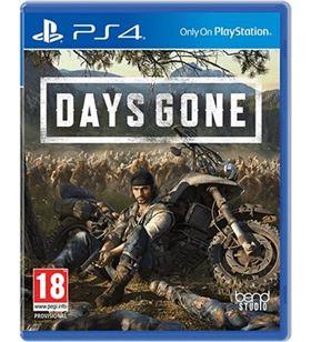 Sony 9797517 juego ps4 days gone Juegos - 711719797517