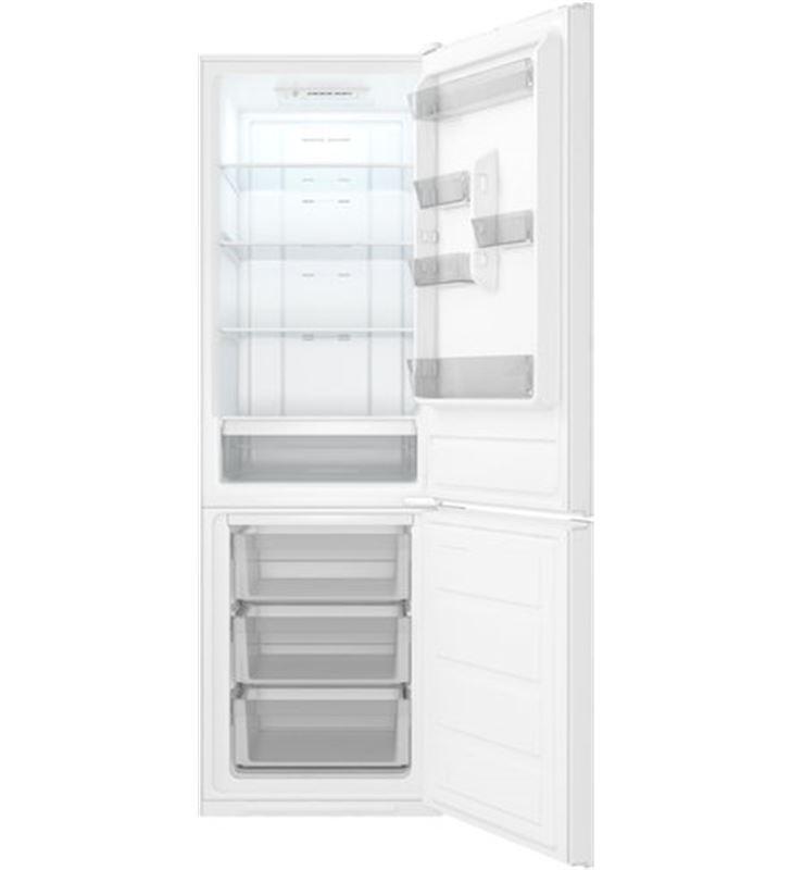 Teka 113420001 frigorífico combi nfl 342 wh clase e 188x60 no frost blanco - 8434778004014-1