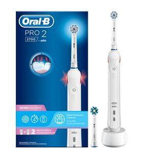 Braun 2700 cepillo dental pro blanco Cepillo dental eléctrico - 2700