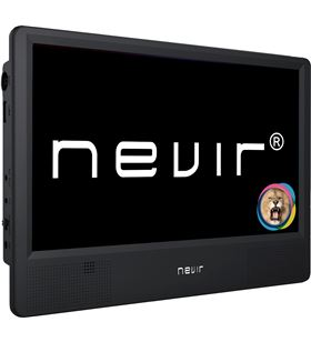 Nevir NVR7302TDT10P televisión 10'' nvr-7302-tdt10p2 - NVR7302TDT10P