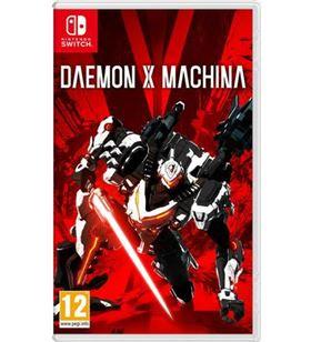 Nintendo 10002141 juego de consola switch daemon & machina - 045496424633