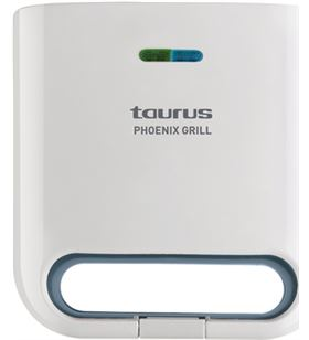 Taurus sandwichera phoenix grill 800w 968414 Sandwicheras - 968414