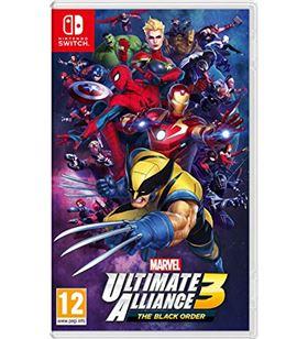 Juego de consola Nintendo switch marvel ultimate alliance 3 2525281 - 045496423414