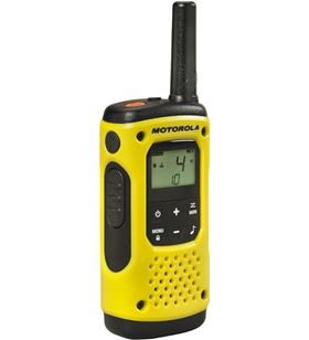 Motorola PMR-T92-H20 tlkr t92h20 amarillo pareja walkie talkies resistente al agua 10km - +96911