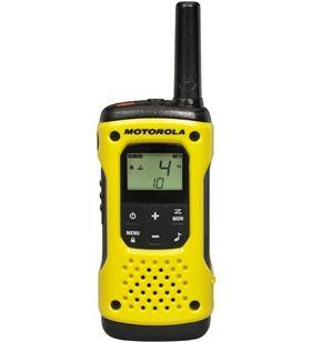 Motorola tlkr t92h20 amarillo pareja walkie talkies resistente al agua 10km PMR-T92-H20 - +96911