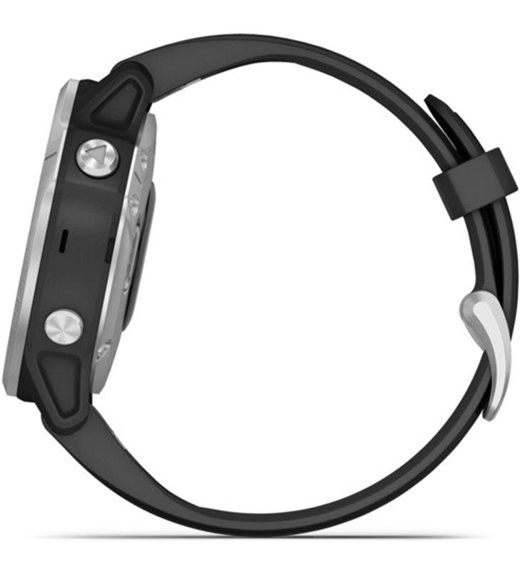 Garmin FÉNIX 6S PLATA negro con correa negra 42mm smartwatch premium multid - 74333080_5188098405