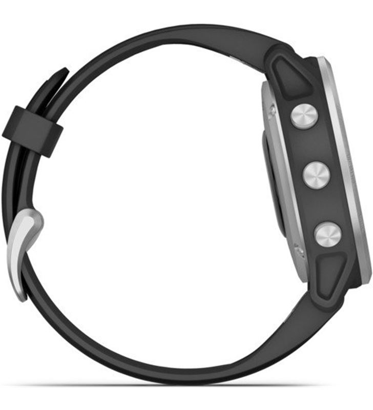 Garmin FÉNIX 6S PLATA negro con correa negra 42mm smartwatch premium multid - 74333080_2191805478