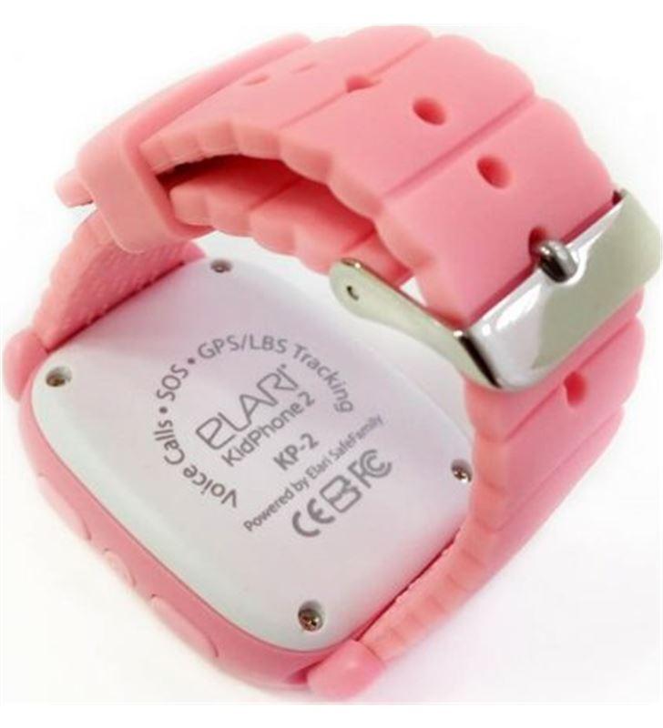 Sihogar.com KIDPHONE2 ROSA elari kidphone 2 rosa reloj inteligente smartwatch para niños con localizac - 62361380_7855247443