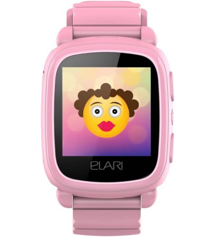 Sihogar.com KIDPHONE2 ROSA elari kidphone 2 rosa reloj inteligente smartwatch para niños con localizac - +20126