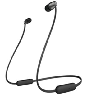 Sony wi-c310 negro auriculares inalámbricos de botón in-ear bluetooth WI-C310 BLACK - +21009