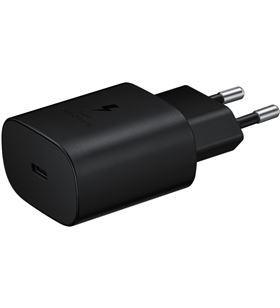 Samsung EP-TA800XBEGWW negro cargador pared usb super fast charging 25w - +21032