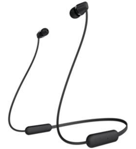 Sony wi-c200 negro auriculares inalámbricos de botón in-ear bluetooth WI-C200 BLACK - +21007