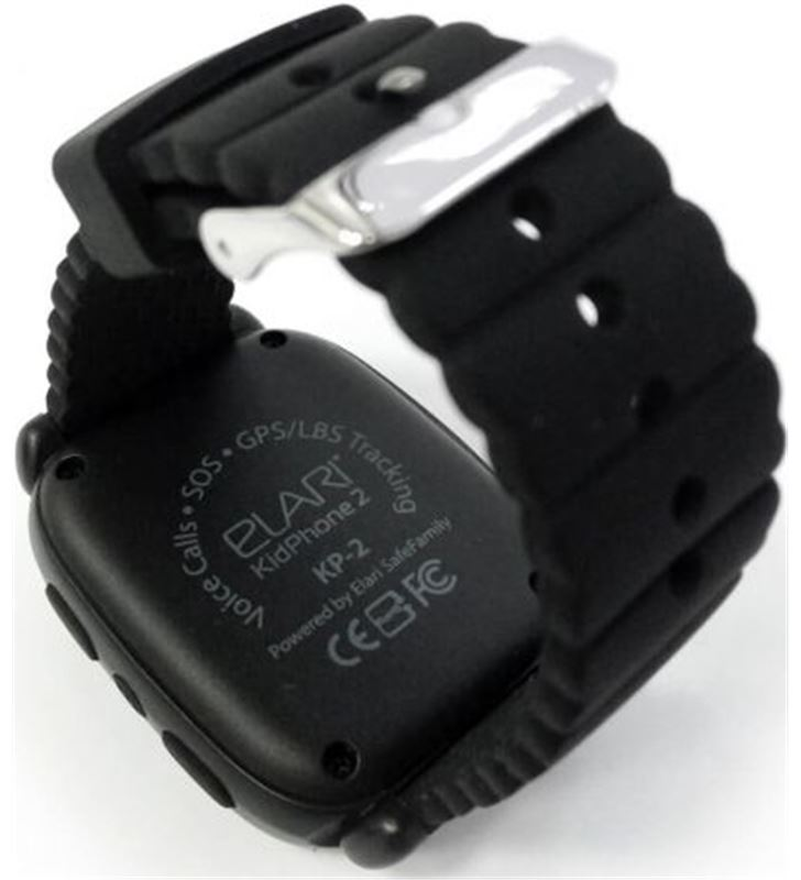 Sihogar.com elari kidphone 2 negro reloj inteligente smartwatch para niños con localiza kidphone2 negro - 62361404_8467840639
