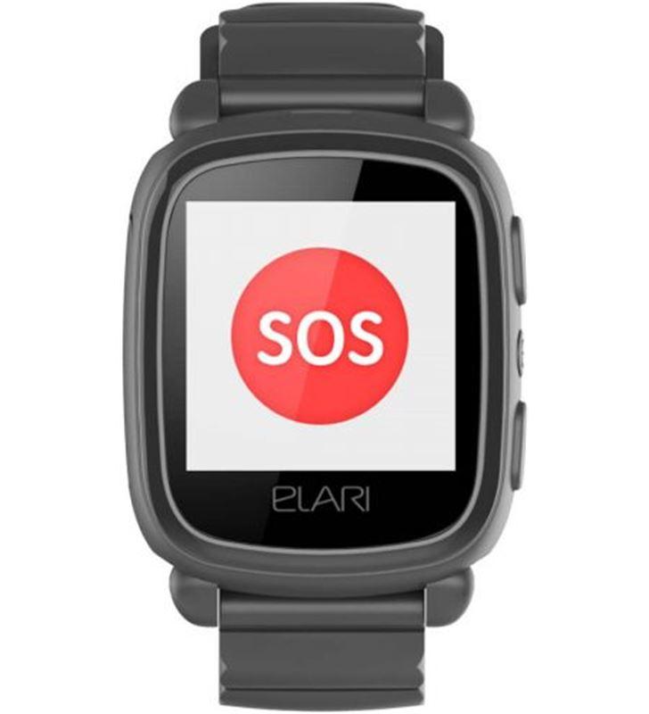 Sihogar.com elari kidphone 2 negro reloj inteligente smartwatch para niños con localiza kidphone2 negro - 62361404_6282378631