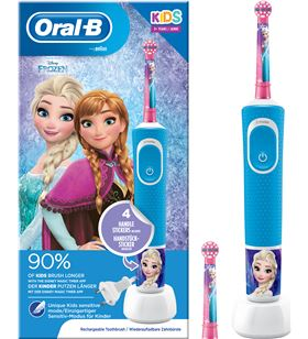 Braun cepillo dental eléctrico infantil frozen KIDFRZN - BRAPGKIDFRZN