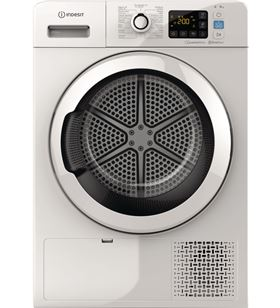 Indesit secadora de bomba de calor 9kg blanca a++ libre de instalacion YTM1192KRXS - 8050147543085