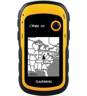 Garmin ETREX 10 gps ideal para trekking y excursionismo - +91038