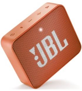 Jbl GO2 NARANJA altavoz inalámbrico portátil 3w rms bluetooth aux micrófono - +99332