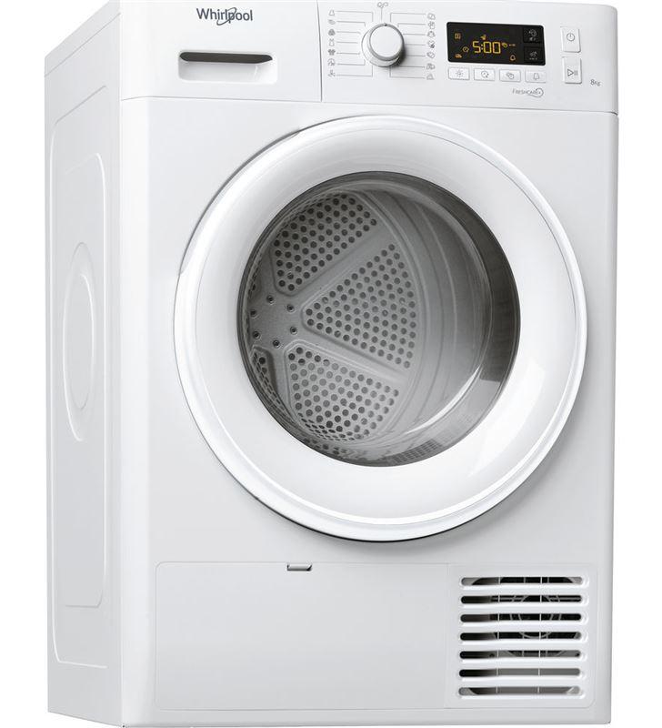 Whirlpool FTM1182EU secadora bomba calor 8kg blanca a++ - WHIFTM1182EU