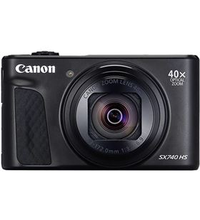Canon POWERSHOT SX740hs negro cámara de fotos digital compacta 20.3mp uhd z - +20793