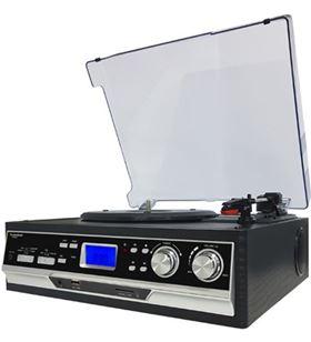 Giradiscos Sunstech pxr22 radio funcion encoding negro PXR22BK - PXR22BK
