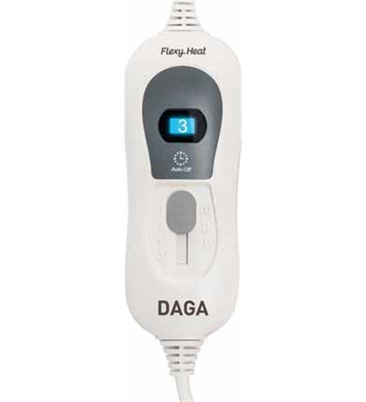 Daga SOFTYFLEECE manta electrica sofa softy fleece 150x100cm individual - 63510106_6459629125