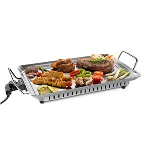 Plancha cocina Mondial TC04I table 4 cook inox chef 51x31cm - TC04I