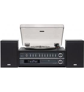 Teac MC-D800 NEGRO tocadiscos con nfc, bluetooth, cd, usb 20w - +91595