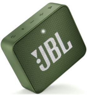 Jbl GO2 VERDE altavoz inalámbrico portátil 3w rms bluetooth aux micrófono m - +99334