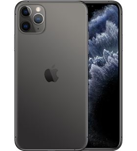 Apple movil iphone 11 pro max 6,5'' 256gb space grey - MWHJ2QLA