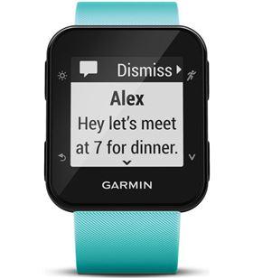 Garmin FORERUNNER 35 Turquesa reloj inteligente de running con gps y monito - +99249