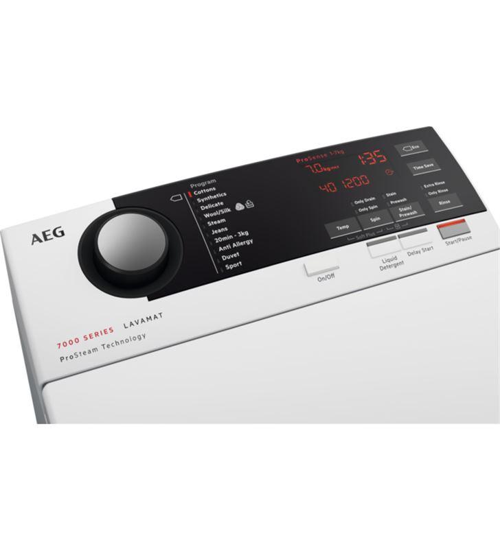 Aeg lavadora carga superior L7TBE721 7 kg 1200rpm a+++ inverter - 43562612_1673801895