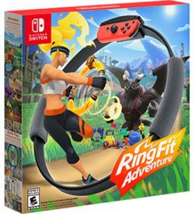 Nintendo 10001992 juego de consola switch ring fit adventure - 10001992