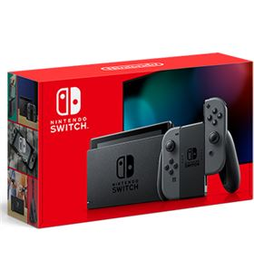 Consola Nintendo switch hw gris 10002199 Consolas y packs - 10002199