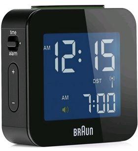 River reloj despertador braun bnc008bk digital negro - BNC008BK