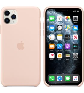 Apple MWYY2ZM/A rosa arena carcasa silicone case iphone 11 pro - +21280
