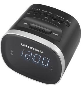 Grundig scc 240 negro radio despertador con radio fm y bluetooth GCR1040/SCC 240 - +99912