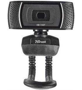 Trust 18679 webcam hd trino Webcam Videoconferencia - 8713439186796