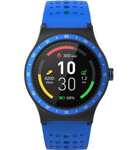 Reloj inteligente smartee pop Spc 9625A azul - pantalla 1.3''/3.3cm ips - bt - SPC-SMARTEE 9625A