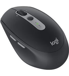 Ratón inalámbrico silencioso Logitech m590 grafito - 2.4ghz - bt smart - ra 910-005197 - LOG-MOU 910-005197