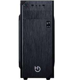 Caja semitorre atx Hiditec klyp CHA010017 - usb 2.0 - 2*usb 3.0 - ventilado - HID-CAJA KLYP 500W