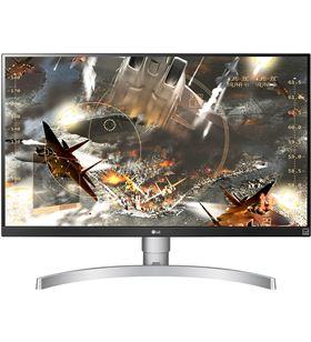 Lg 27UL650-W monitor - 27''/68.5cm ips - 3840*2160 4k - 16:9 - 350cd/m2 - 5m - LG-M 27UL650-W