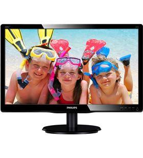Monitor led multimedia Philips 200v4lab2 - 19.5''/49.5cm 1600x900 - 60hz - 5 200V4LAB2/00 - PHIL-M 200V4LAB2