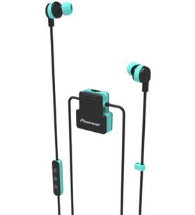 River auriculares deportivos bluetooth pioneer clipwear active se-cl5bt-gr verde - PIO-AUR SE-CL5BT-GR