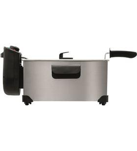 Sihogar.com freidora flama 636fl - 2200w - cuba esmaltada antiadherente 3l - termostato - FLA-PAE-FRE 636FL