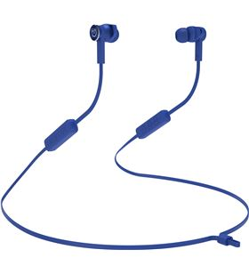 Auriculares intrauditivos bluetooth hiditec aken blue - dRivers 10mm - ipx5 INT010002 - HID-AUR INT010002