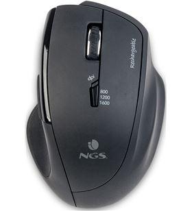 Ratón inalámbrico recargable Ngs spy rb - 800/1200/1600dpi - 5 botones - na SPY-RB - NGS-MOU SPYRB