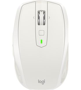 Ratón inalámbrico Logitech mx anywhere 2s gris claro - 4000dpi - sensor dar 910-005155 - LOG-MOU 910-005155